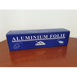 Alufolie 800gr in Cutterbox...